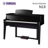 小叮噹的店 - Yamaha N1X 88鍵 電鋼琴 全木質鍵盤 數位鋼琴