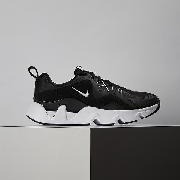 Nike WMNS RYZ 365 女鞋 孫芸芸 鋸齒鞋 復古 增高 厚底 老爹 休閒鞋 BQ4153-003