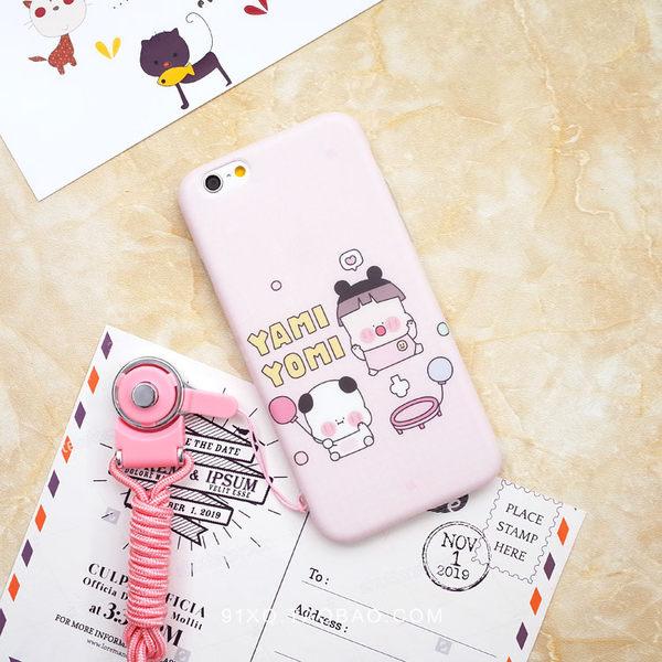 【SZ13】iphone6/6S 卡通可愛汽車巴士全包哇膠保護套 iPhone6s plus