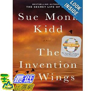 【103玉山網】 2014 美國銷書榜單 The Invention of Wings: A Novel  $950