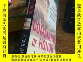 二手書博民逛書店COMMAND罕見OF HONORY162251