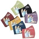 (防疫商品)彼得兔/比得兔 兒童印花口罩(立體)(顏色隨機出貨)MA55694〔衛立兒生活館〕