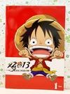 【震撼精品百貨】One Piece_海賊王~多功能手冊*92930