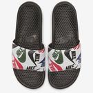 Nike Benassi Just Do It Print 男鞋 拖鞋 休閒 印花【運動世界】631261-035