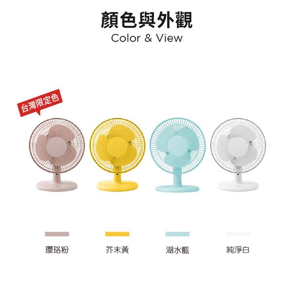 ±0 XQS-A220 A220 正負零 桌扇 循環扇 小風扇 電風扇 立扇 電扇 風扇 小型風扇 黃 白 粉 藍