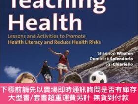 二手書博民逛書店預訂Tools罕見For Teaching Health: Lessons And Activities To P