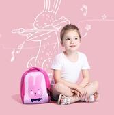 UEK兒童書包幼兒園女孩1-3-6歲潮卡通寶寶可愛公主女童小背包輕便
