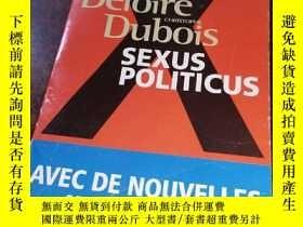 二手書博民逛書店Sexus罕見Politicus (Documents) (French Edition)Y250274 Ch