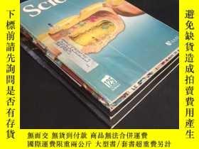 二手書博民逛書店Science罕見Brain Disease【科學大腦疾病】2005年7 14 21 28【4本合售】 (13)奇