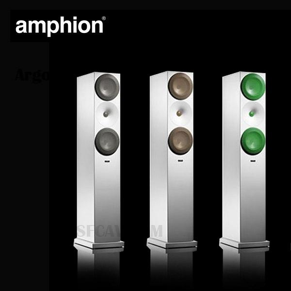 【勝豐群新竹音響】amphion Helium 520 落地型喇叭 U/D/D(Uniformly Directive Diffusion)波導器技術