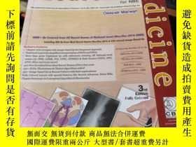 二手書博民逛書店Medicine罕見16開厚冊 看圖Y8790 出版2017