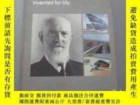 二手書博民逛書店英文原版:Bosch罕見125 years Invented f