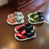 男童涼鞋 夏季網鞋兒童鞋男童運動涼鞋女童透氣寶寶涼鞋嬰兒學步鞋1-2-3歲4【快速出貨】
