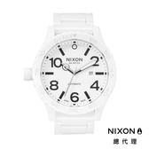 【酷伯史東】NIXON CERAMIC 51-30 陶瓷精緻腕錶 優雅白 潮人裝備 潮人態度 禮物首選