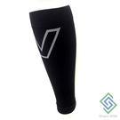 【Shaper MAN】耐力機能壓縮小腿套 (黑)