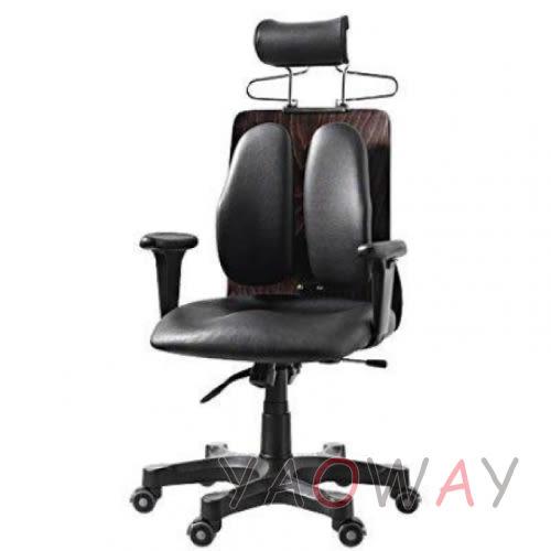【耀偉】DUOREST-Chairman總裁椅DR-150雙背椅/人體工學椅/辦公椅/主管椅/電腦椅