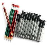2B自動鉛筆2.0mm小學生粗筆芯自動筆HB鉛筆2比 全館免運