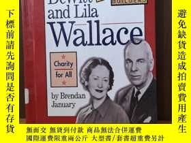 二手書博民逛書店DeWitt罕見and Lila WallaceY12800 Brendan January Children