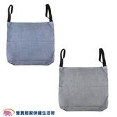 布質 輪椅置物袋 輪椅後背袋 輪椅專用收納袋(隨機出貨)