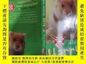 二手書博民逛書店animal罕見rescue harry 動物救援哈利Y200392