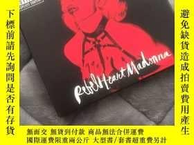 二手書博民逛書店Madonna罕見Rebel Heart 麥當娜 叛逆心 美版專