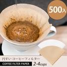 CoFeel凱飛 嚴選日本製針葉樹手沖濾紙錐形濾紙500張(2-4人)【PD0012】(SF0184)