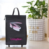 拉桿包 新款帶滑輪大容量登機旅游袋手提收納袋加厚行李包出差折疊旅行箱 - 歐美韓熱銷