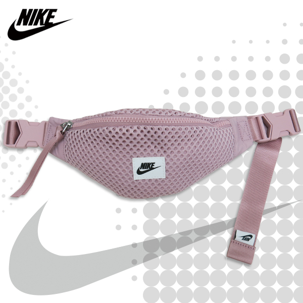 NIKE 腰包 Air Hip Pack 洞洞包 網布 隨身小包 多功能小腰包 CU2609 得意時袋