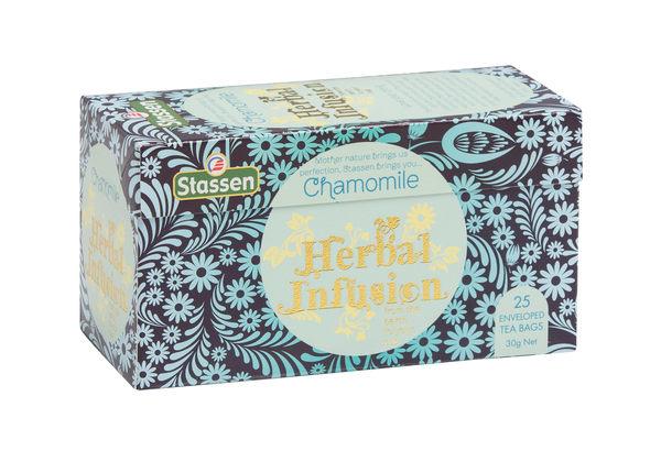 司迪生 洋甘菊茶包 (25包/盒)【好食家】