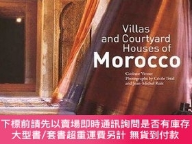 二手書博民逛書店Villas罕見And Courtyard Houses Of MoroccoY256260 Corinne