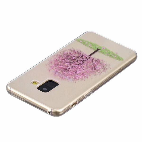 HS2彩繪軟殼 三星 A6+ A8+ 2018 A8 2018 手機殼 全包邊 軟殼 保護殼