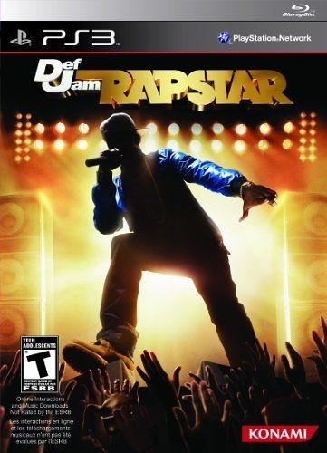 PS3 Def Jam Rapstar(美版代購)