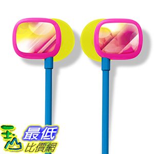 [106美國直購] Logitech Ultimate Ears 100 Noise-Isolating Earphones, Pink Haze #985-000249