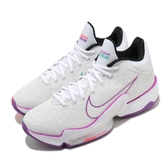 Nike 籃球鞋 Zoom Rize 2 EP 白 紫 男鞋 女鞋 二代 鴛鴦 陰陽 運動鞋 【PUMP306】 CT1498-100