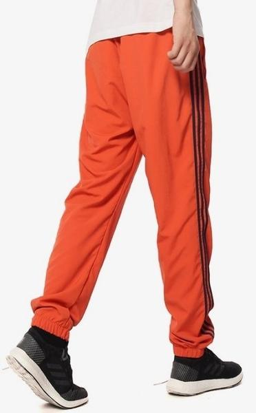 門市七折 愛迪達 Adidas 三葉草 連帽外套DV3117 運動褲DV3141 橘色 運動 夾克 上衣 男長褲 縮口褲/澤米