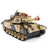 遙控車超大號遙控坦克親子對戰可發射充電動兒童越野玩具igo時光之旅