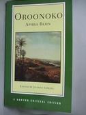 【書寶二手書T6/原文小說_LMR】Oroonoko: An Authoritative Text Historical