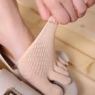 半拖襪子 防滑 半截半掌襪女前掌夏季淺口高跟鞋女式夾趾隱形襪。