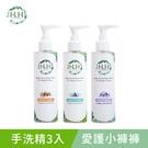 【超值3入組】HH女性私密衣物抗菌手洗精...
