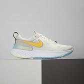 Nike React Miler 女鞋 綠黃 輕量 透氣 避震 慢跑鞋 DA1842-181
