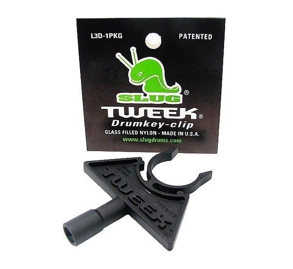 ☆唐尼樂器︵☆美國製專利 Slug Tweek 爵士鼓造型鼓鎖(隨手卡在金屬管架的專利設計)