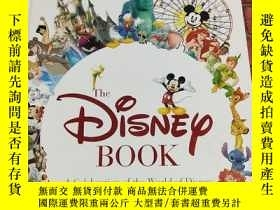 二手書博民逛書店The罕見Disney BookY310981 Jim Fanning 作者 DK ISBN:9781465
