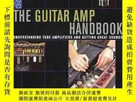 二手書博民逛書店Guitar罕見Amplifier Handbook - Understanding Tube Amplifier