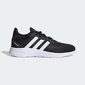 Adidas Lite Racer Rbn 2.0 [FW3246] 男鞋 運動 休閒 慢跑 透氣 緩衝 愛迪達 黑 白