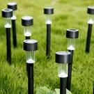 防水草坪小型樹燈別墅太陽能投射燈射led插地景觀燈草地戶外 艾瑞斯