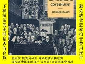 二手書博民逛書店The罕見Principles Of Representative Government (themes In T