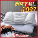 鴻宇 竹炭PE中空管調節枕 1入【買就送...