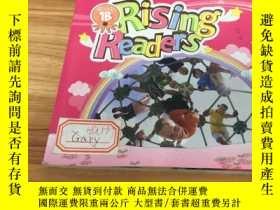 二手書博民逛書店1B罕見Rising ReadersY331092