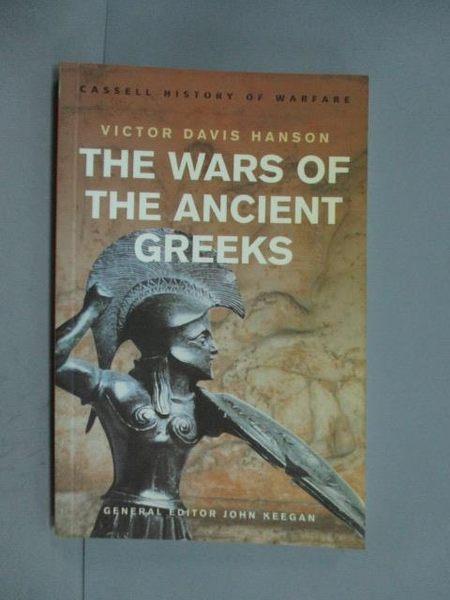 【書寶二手書T9/歷史_HNZ】The Wars of the Ancient Greeks_Victor Davis