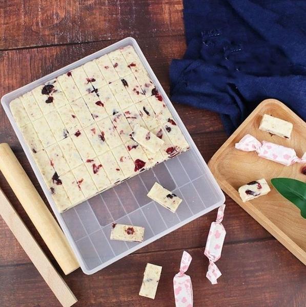 5件組 牛軋糖盤工具套裝 活底牛軋糖盤 雪花酥制作盤【K147】牛札糖切割工具 牛軋糖製作組
